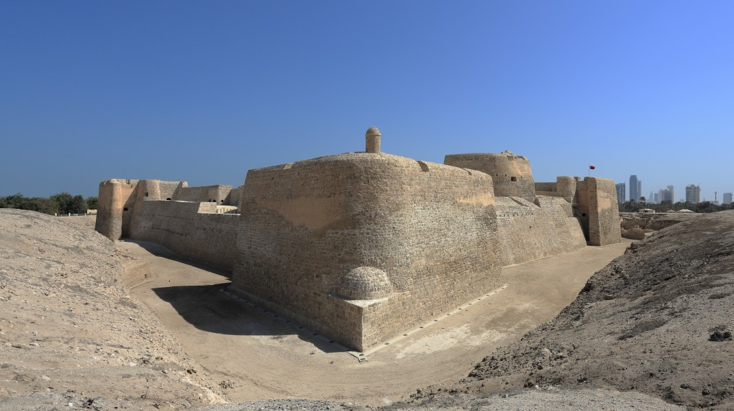 Bahrain Fort March 2015