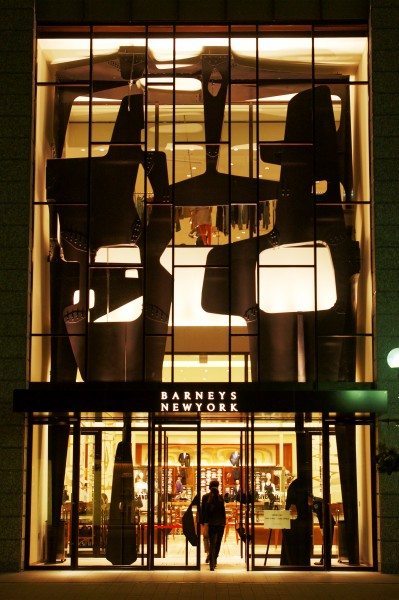 Barneys New York in Kobe Japan04s5s3200