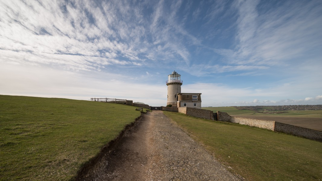 Belle Tout lighthouse March 2017 01