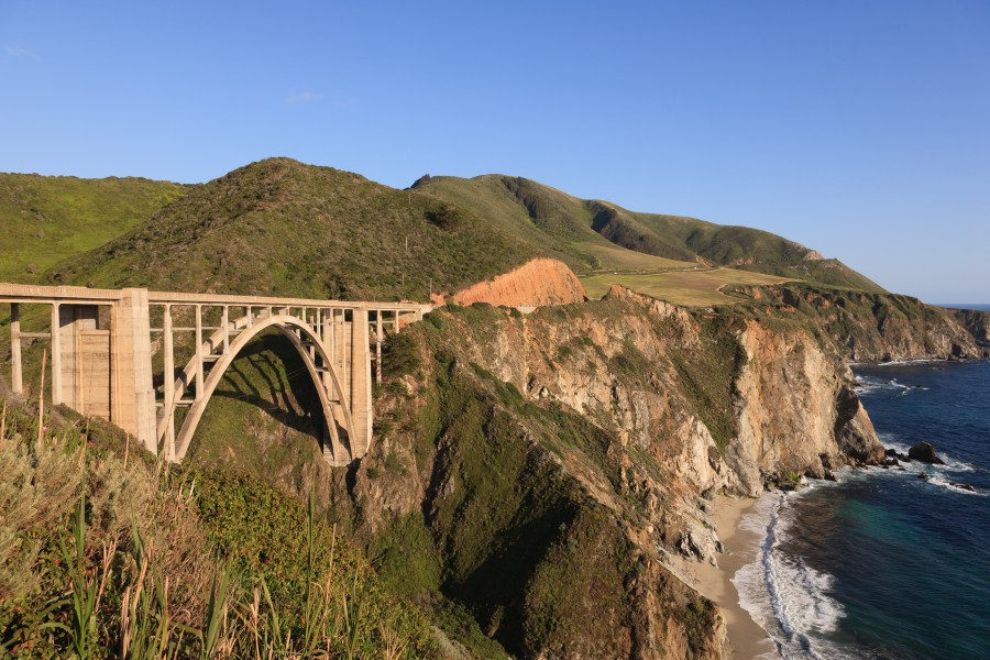 Bixby Creek Bridge May 2011 001