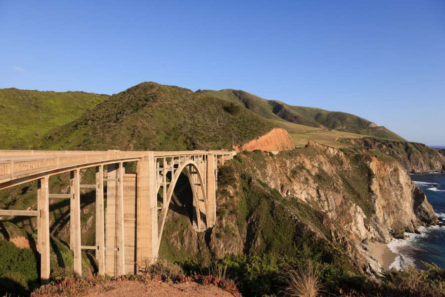 Bixby Creek Bridge May 2011 002
