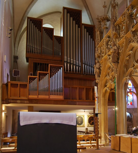 Breisacher Munster Orgel