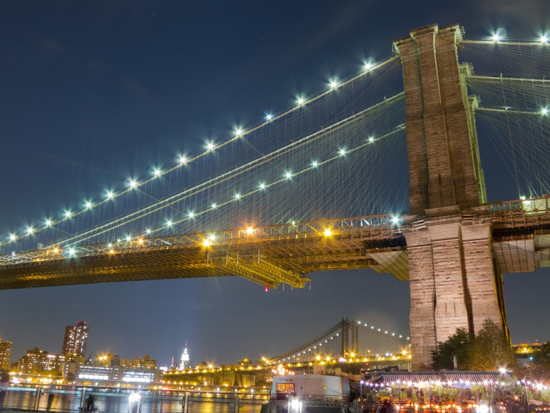 Brooklyn Bridge - 01