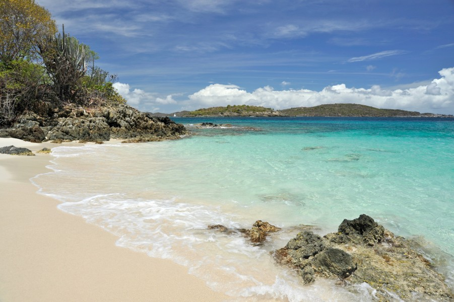 Caneel Bay Turtle Bay Beach 4