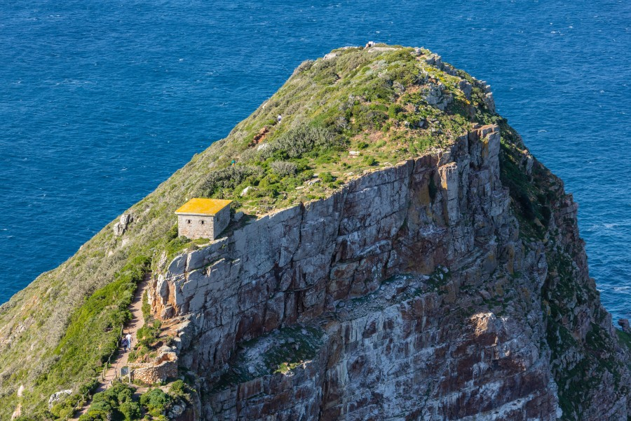Cape Point, Sudáfrica, 2018-07-23, DD 104