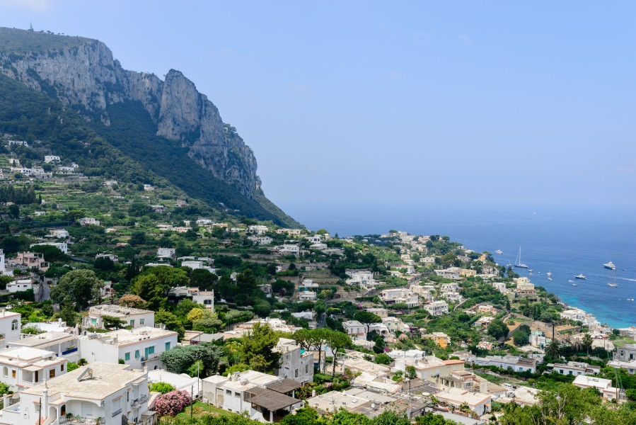 Capri island - Campania - Italy - July 12th 2013 - 01