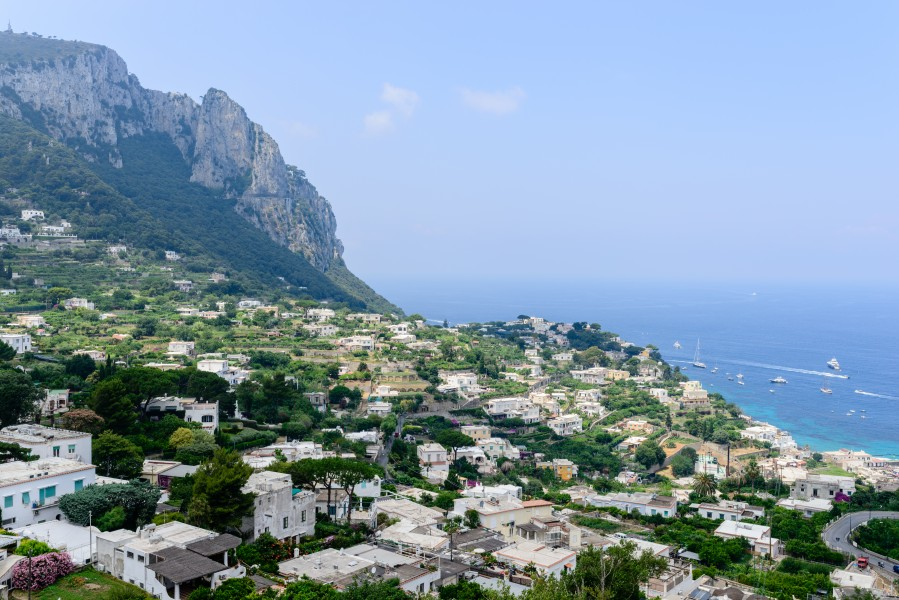 Capri island - Campania - Italy - July 12th 2013 - 02