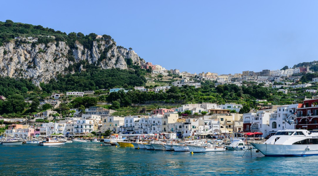 Capri island - Campania - Italy - July 12th 2013 - 18