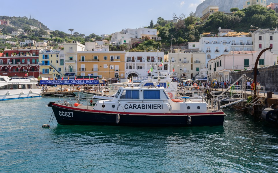 Capri island - Campania - Italy - July 12th 2013 - 19