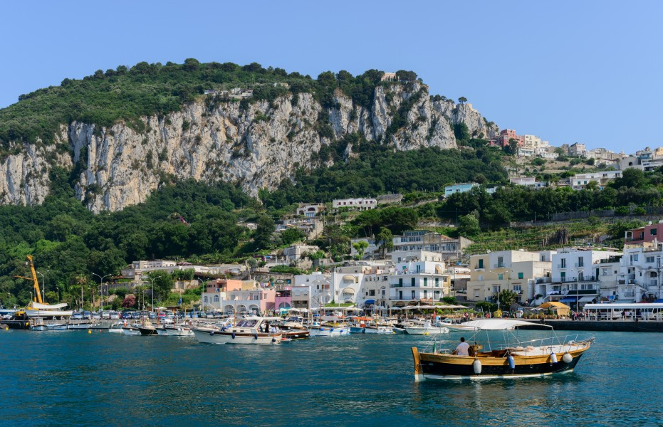 Capri island - Campania - Italy - July 12th 2013 - 20