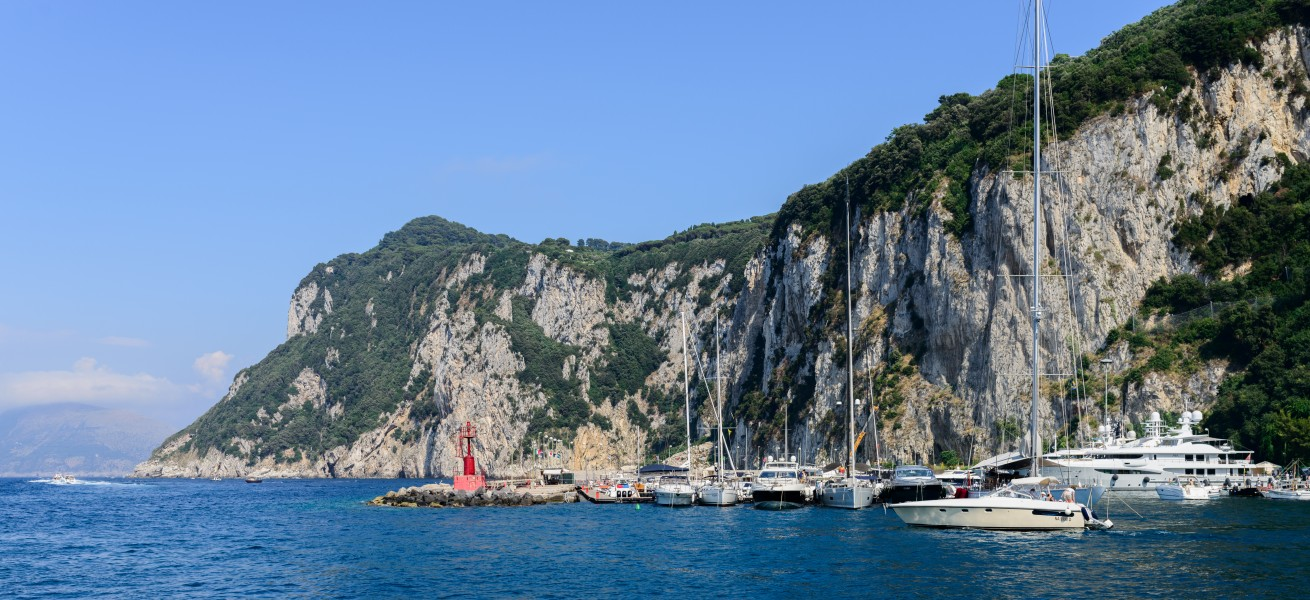 Capri island - Campania - Italy - July 12th 2013 - 21
