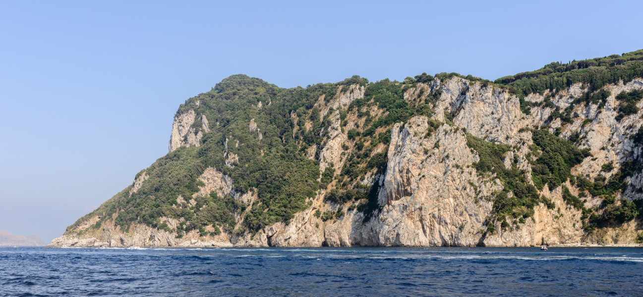 Capri island - Campania - Italy - July 12th 2013 - 22