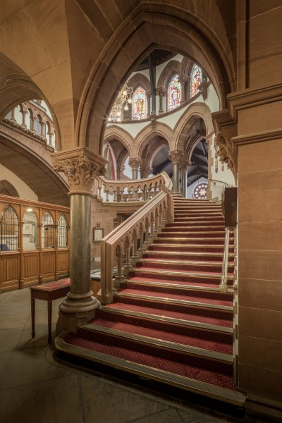 Chester Town Hall Staircase