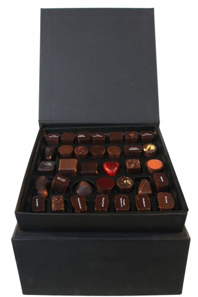 Chocolate box - Marcolini 01