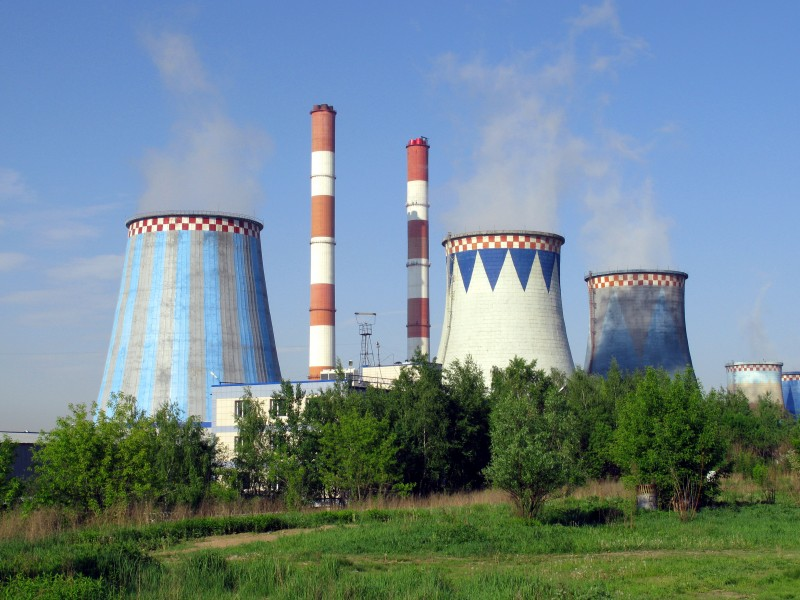 CHP-23 power station (Moscow) 03