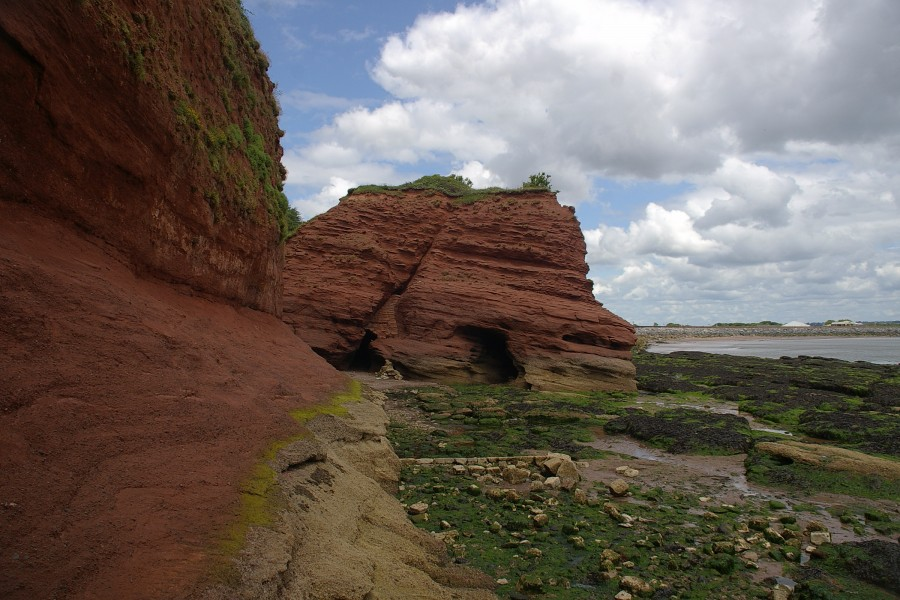 Dawlish Warren MMB 11 Langstone Rock
