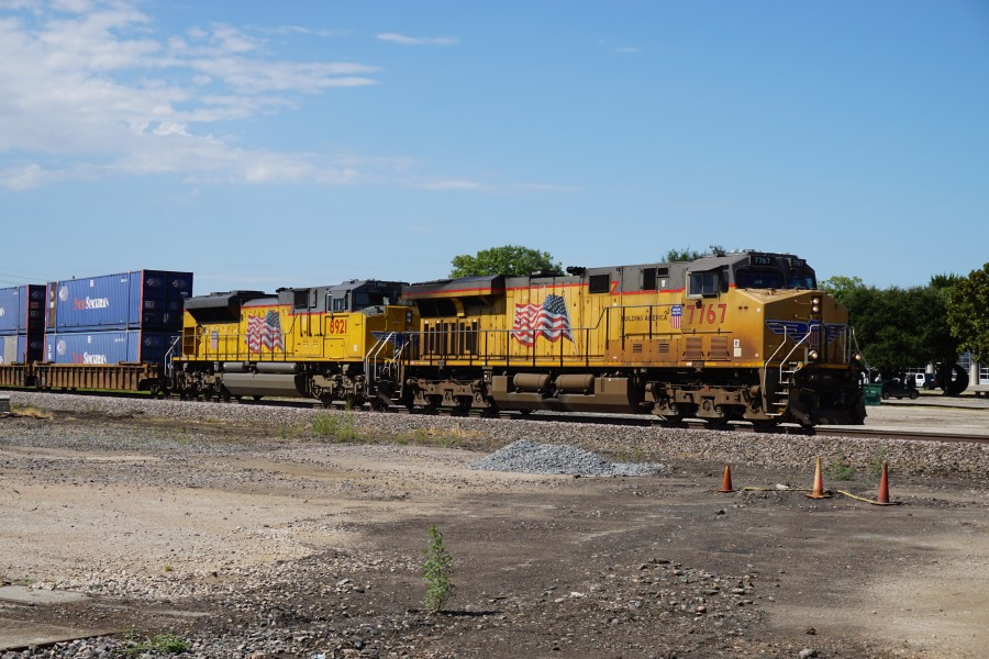 Denton September 2015 03 (Union Pacific freight)