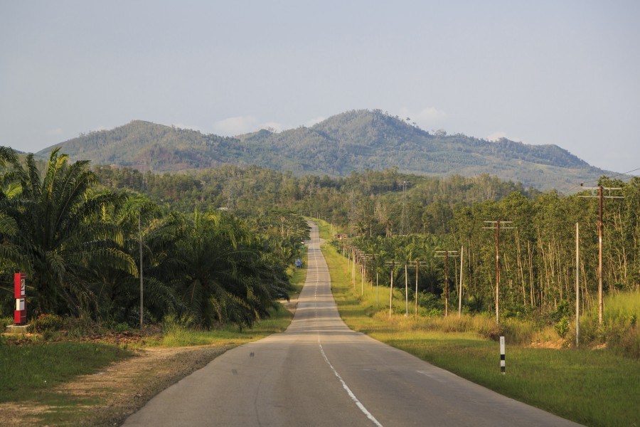 District-Kudat Sabah Federal-Route-1-01