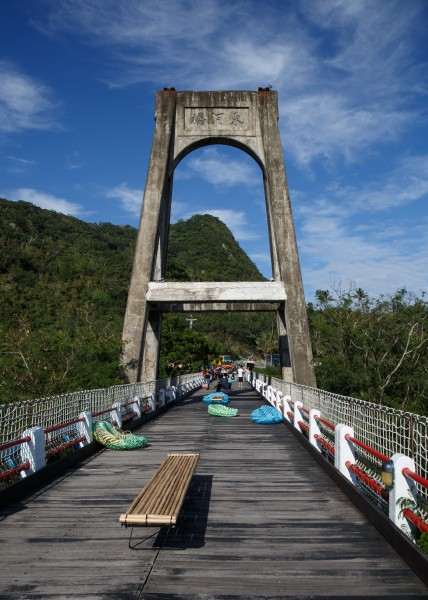 Donghe-Township Taiwan Old-Tungho-Bridge-01