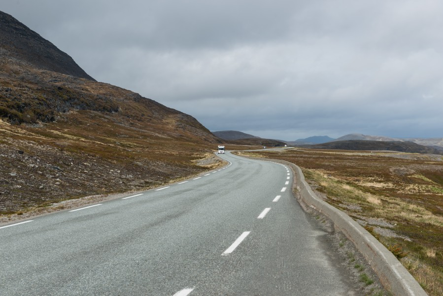E69 between Repvåg and Nordkapptunnelen 20150612 1