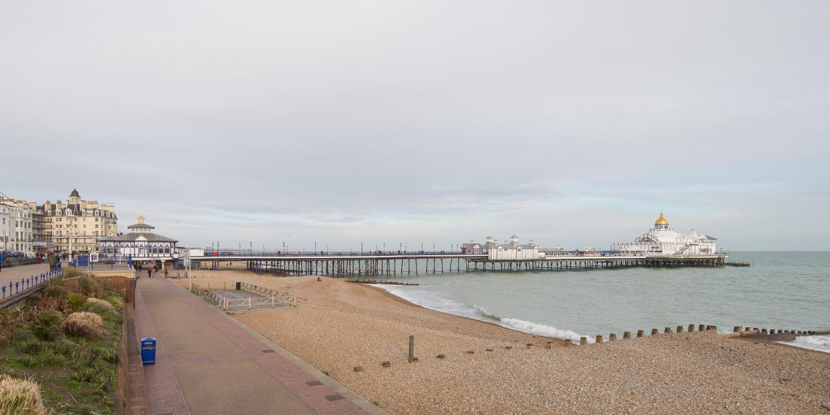 Eastbourne Pier March 2017 08