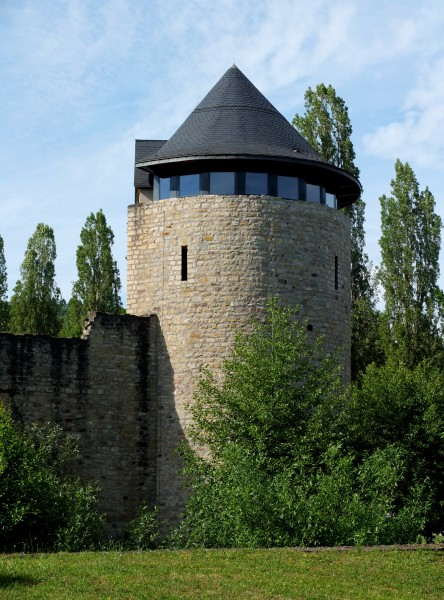 Echternach tower east