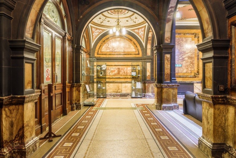 Glasgow City Chambers - Ground Floor - 1