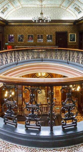 Glasgow City Chambers - Portrait Gallery
