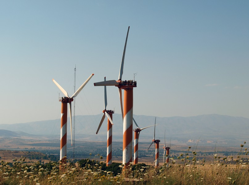 Golan Heights Wind Farm