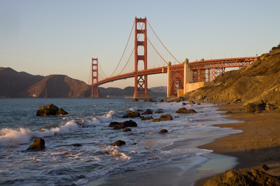 GoldenGateBridge BakerBeach MC