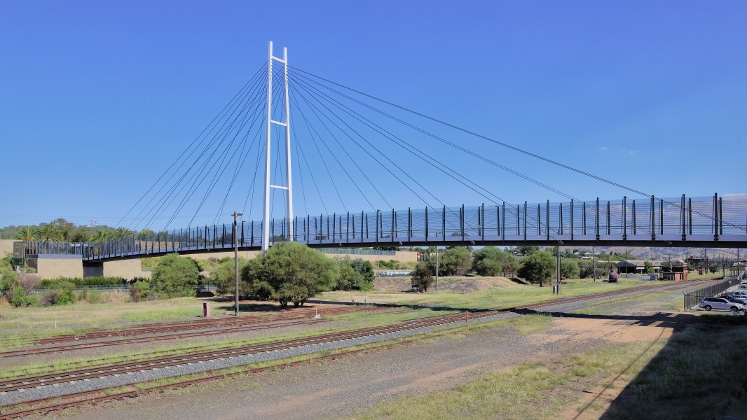 Harold Mair Bridge, Albury NSW