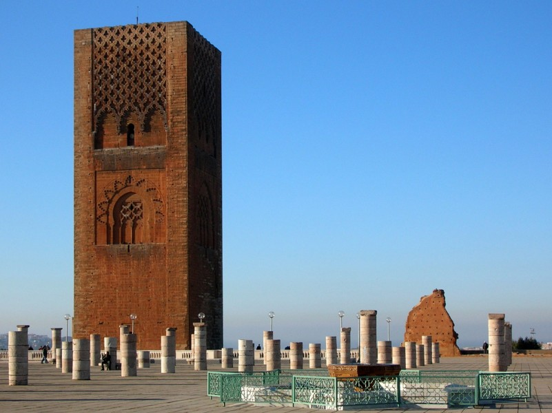 Hassan Tower 01
