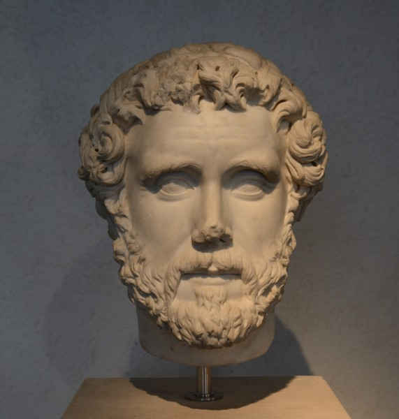 Head of Antoninus Pius