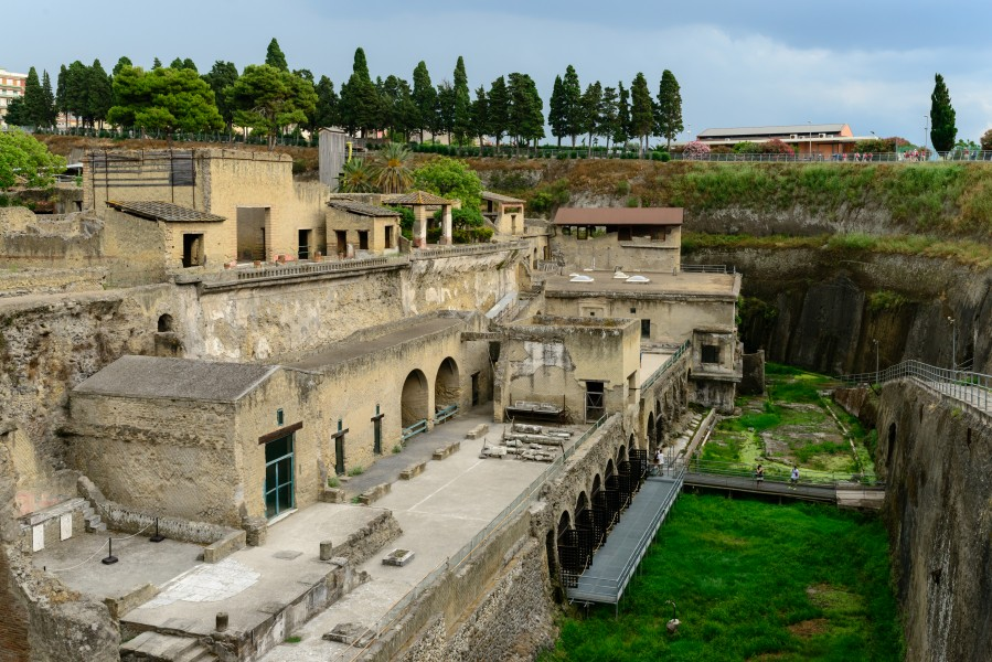 Herculaneum - Ercolano - Campania - Italy - July 9th 2013 - 27