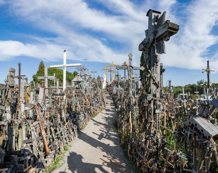 Hill of Crosses 2, Siauliai, Lithuania