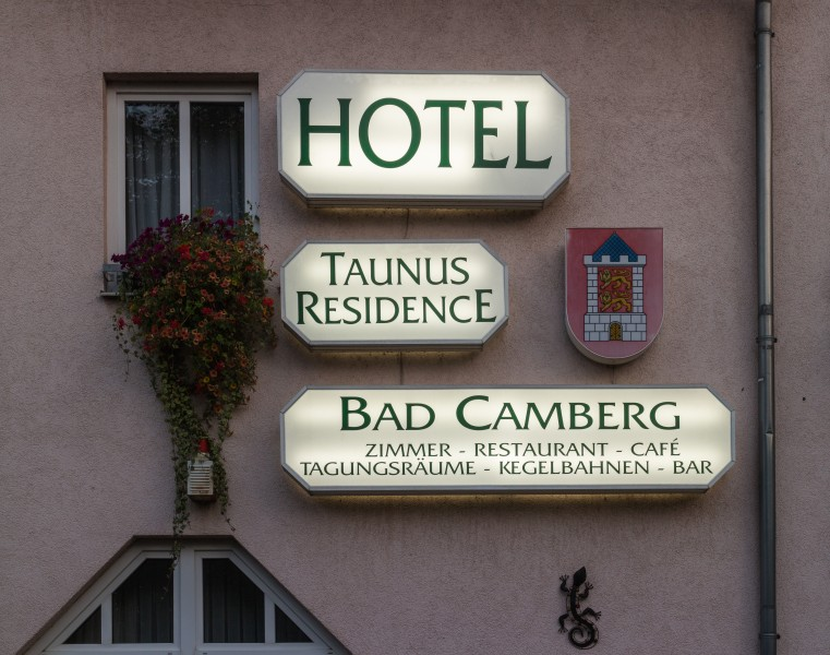 Hotel Taunus-Residence in Bad Camberg 01