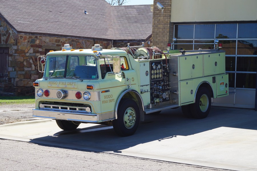 Hugo March 2016 16 (Hugo Fire Department Engine 2)
