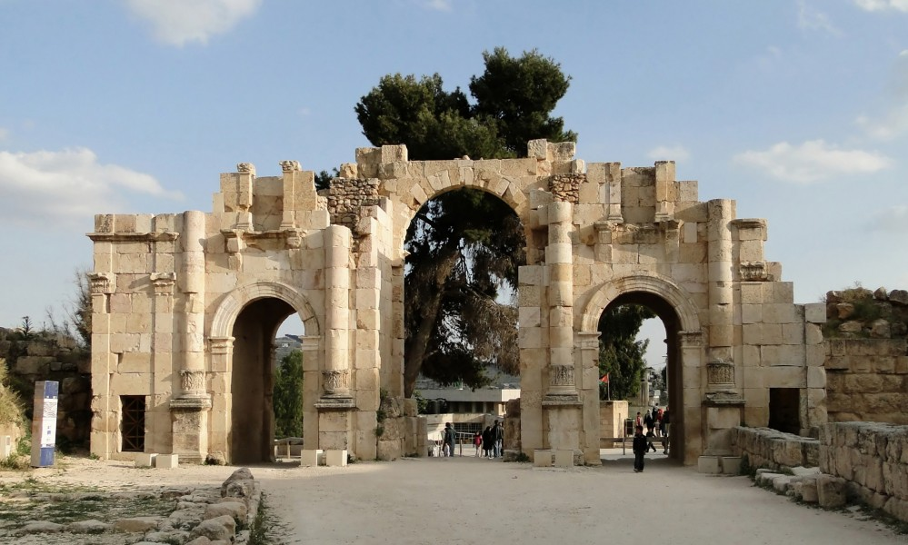 Jerash - South Gate