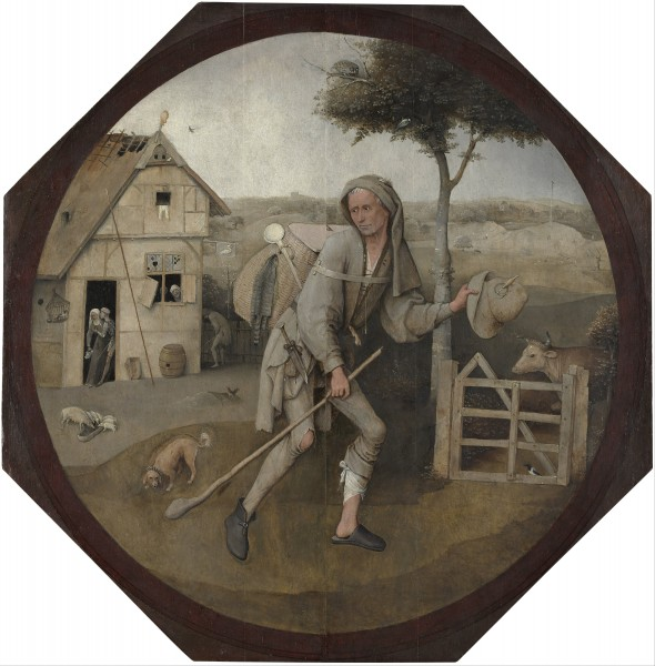 Jheronimus Bosch - The Pedlar - Google Art Project