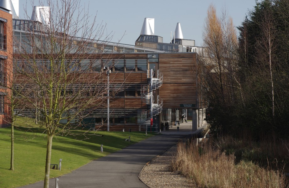 Jubilee Campus MMB P2 Business School North