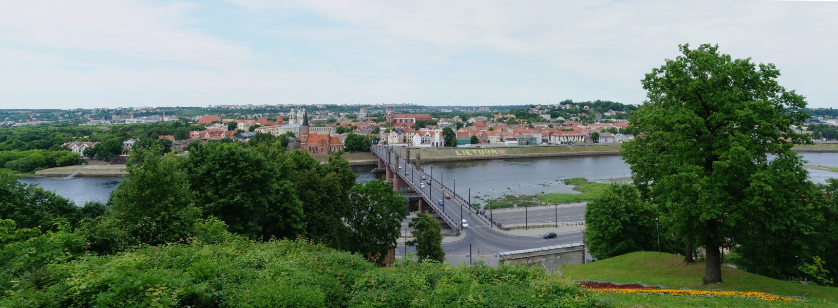 Kaunas .- Vytautas the Great Bridge (2)
