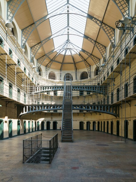 Kilmainham Gaol Main Hall 2016-06-03