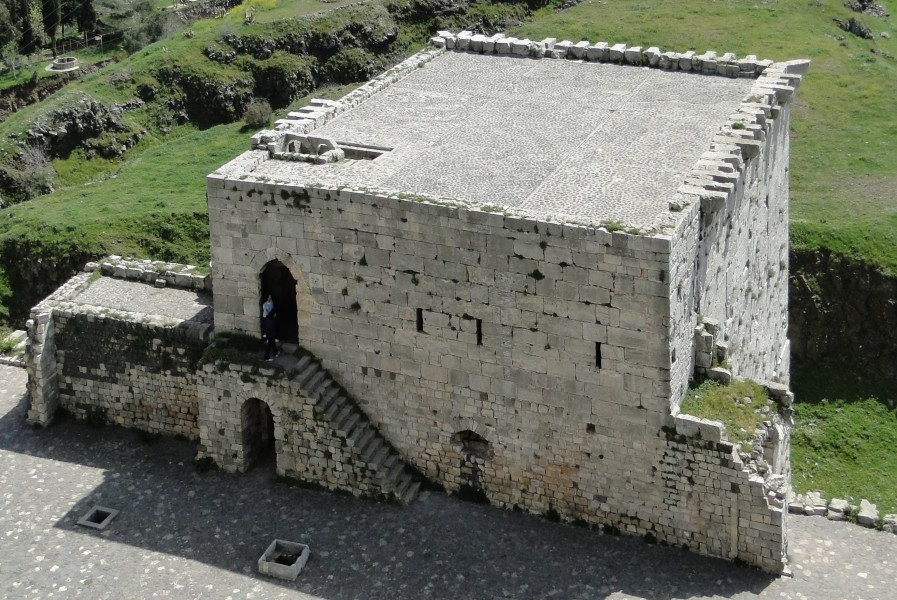 Krak des Chevaliers 31-South Tower