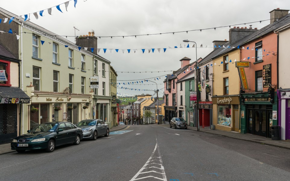 Lower Bridge Street, Killorglin 20150803 1