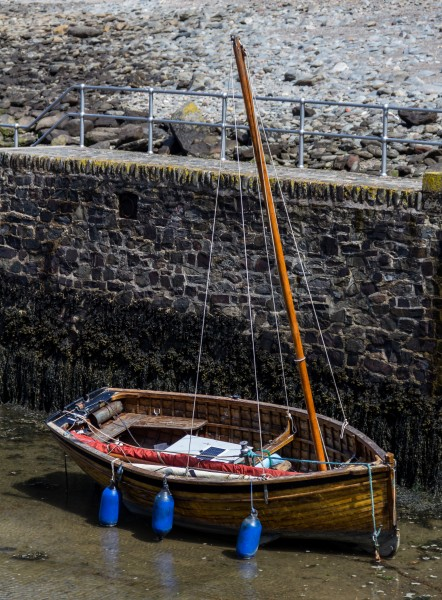 Lynmouth (Devon, UK), Harbour -- 2013 -- 4