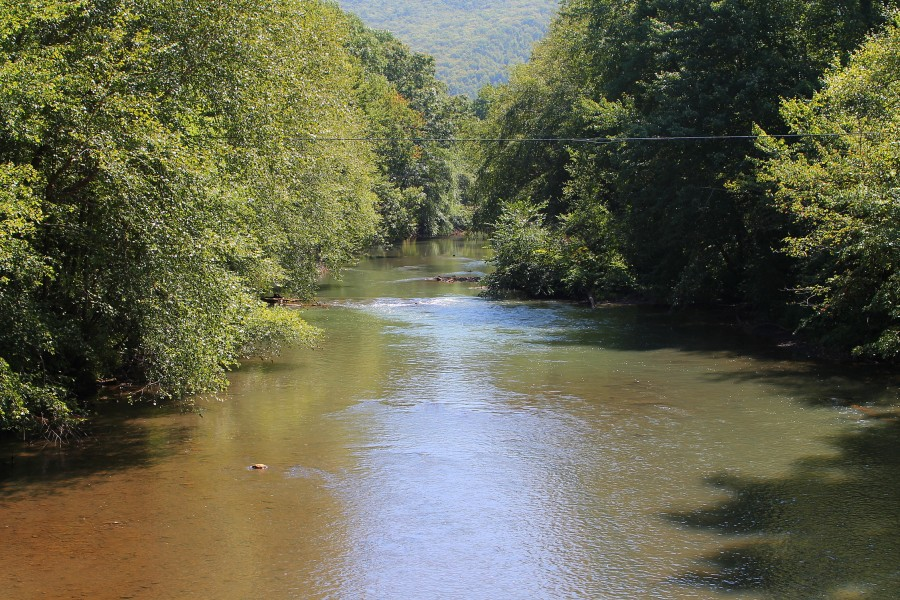 Mahanoy Creek in Little Mahanoy Township, Northumberland County, Pennsylvania 1