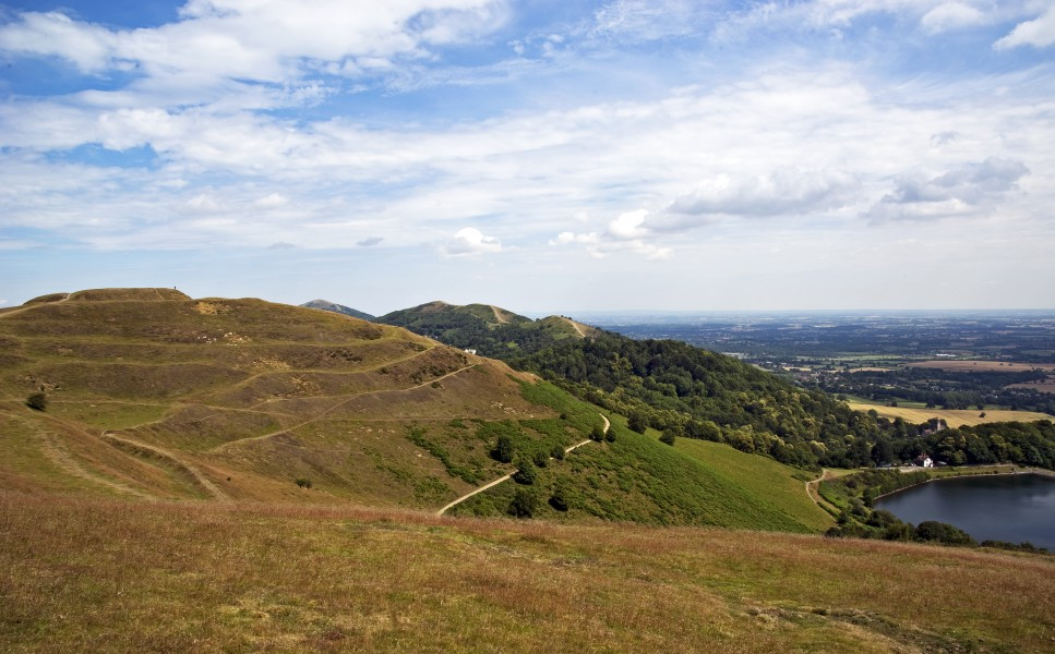 Malvern Hills British Fort