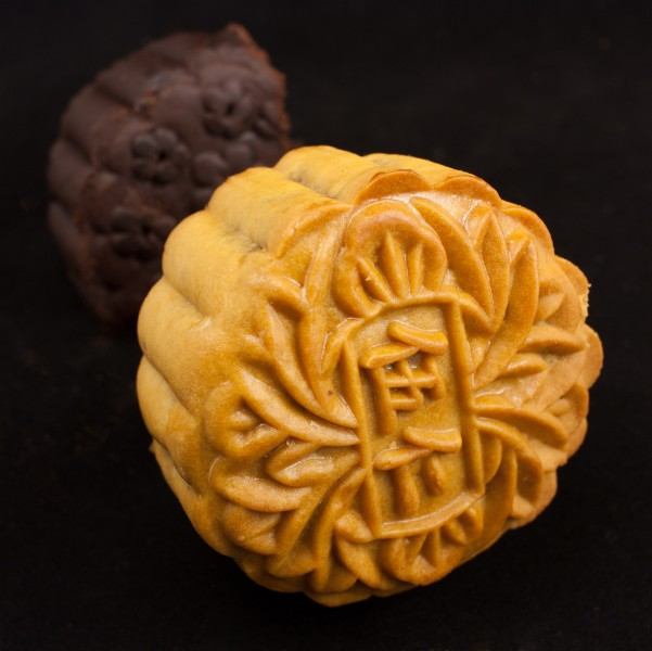 Mooncakes in Malaysia