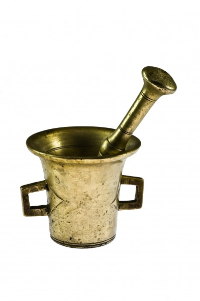 Mortar and pestle 02