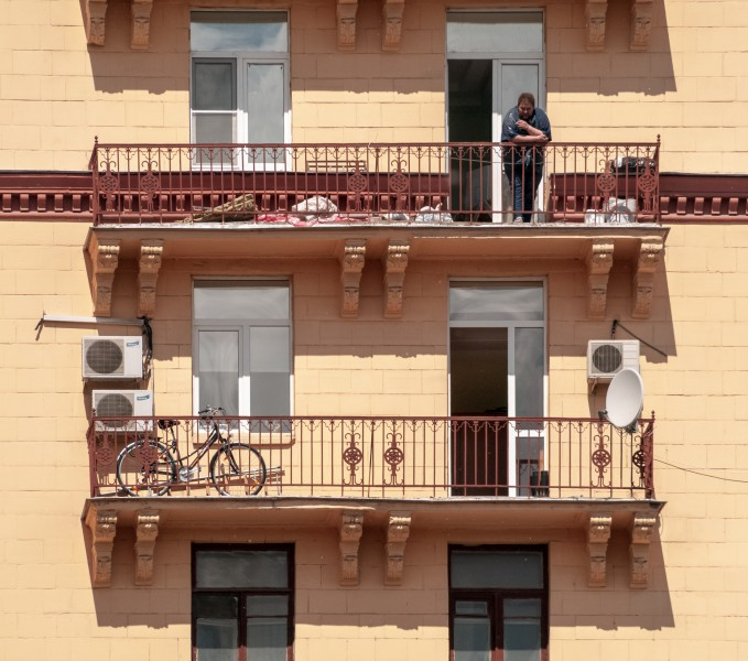 Moscow Balconies 6013160